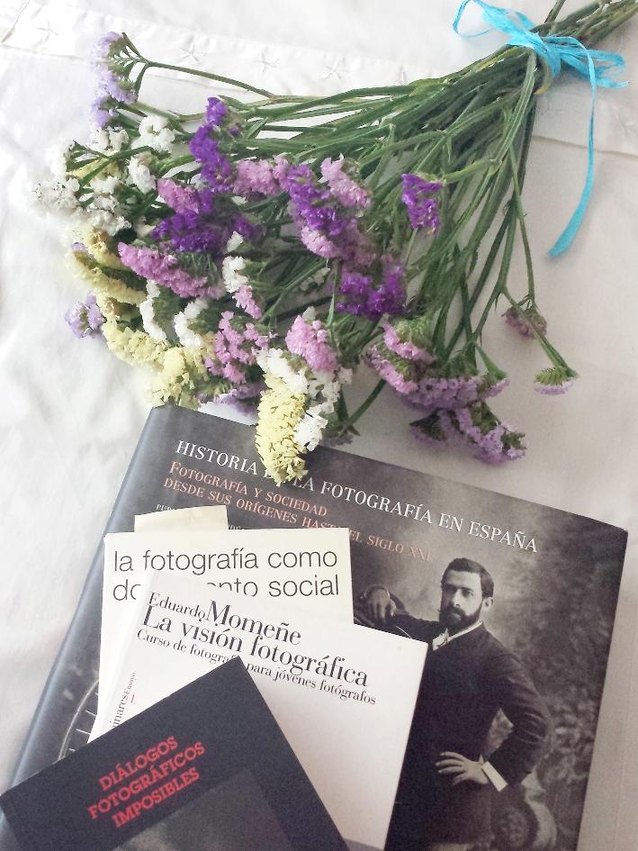 mis libros básicos sobre fotografía