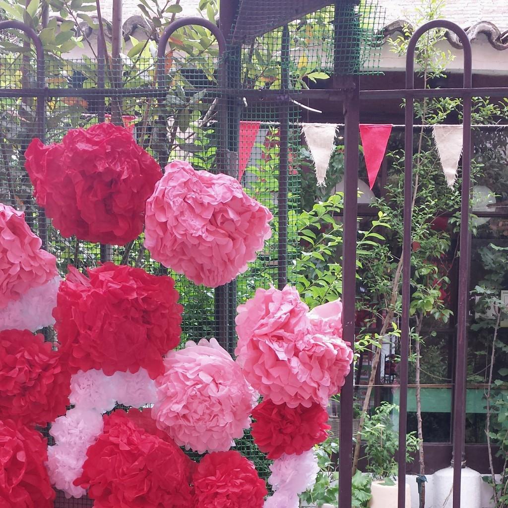 Un jardín para soñar