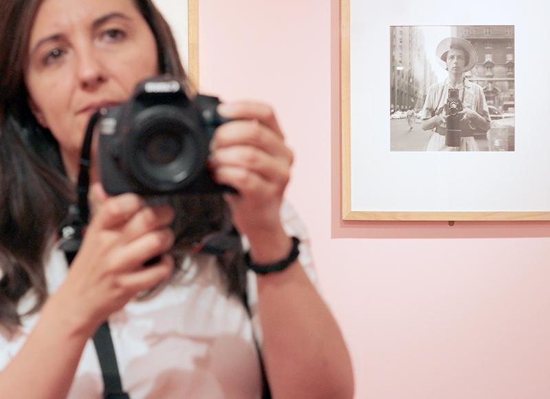 Autorretrato - Según quien mire Vivian Maier - Once a Day blog