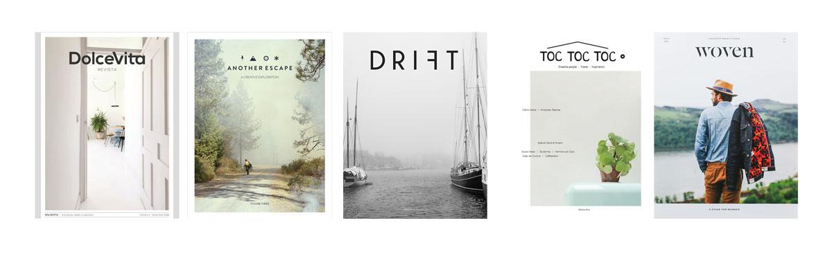 revistas inspiradoras que acabo de descubrir - Once a Day blog