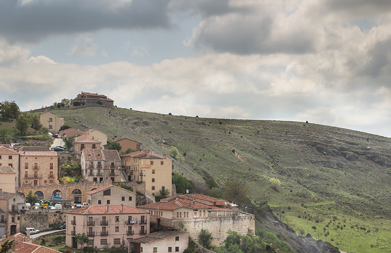 Senda de los dos ríos - Segovia - Once a Day blog