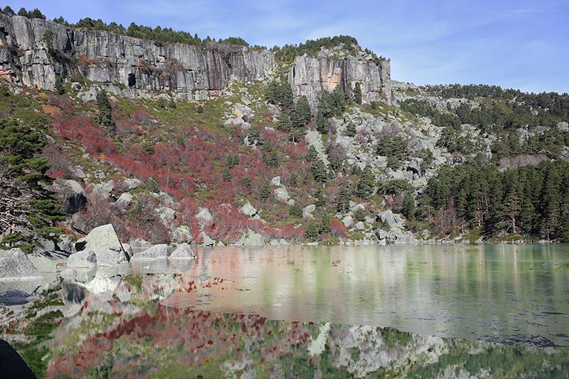 fotografía en la laguna negra - Soria - Once a Day