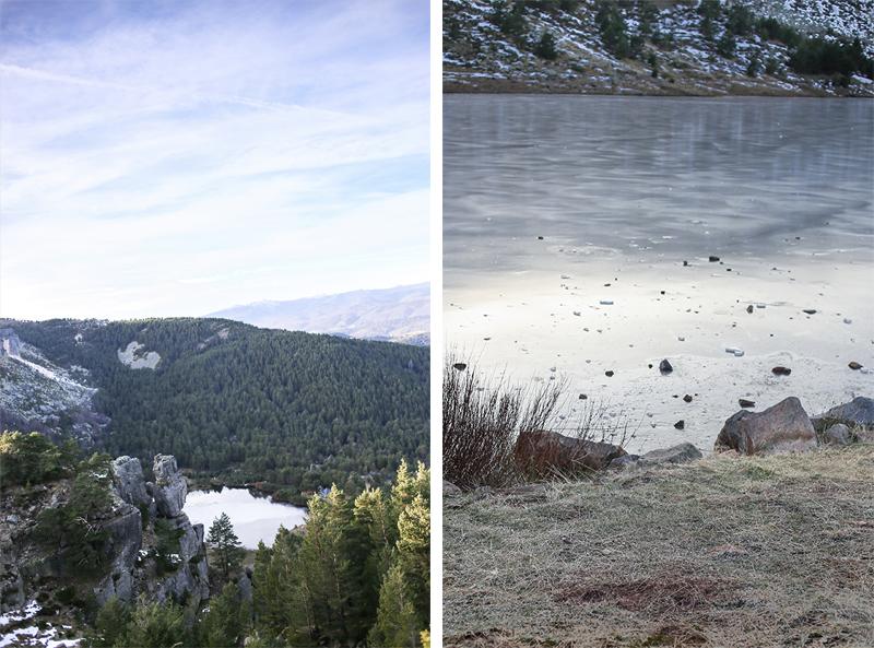 ruta para fotografiar Soria - Lagunas de Neila - Once a Day blog