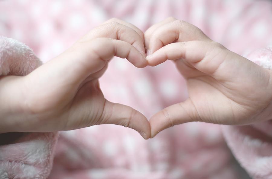 besos de película para San Valentín - corazón- Once a Day blog