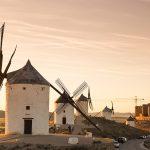fotografías de molinos - molinos de viento en Consuegra, Toledo - Once a Day blog